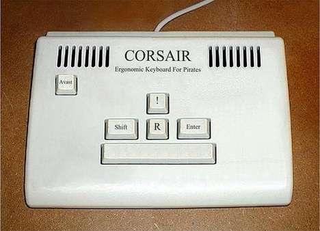 Swashbuckling Keyboards