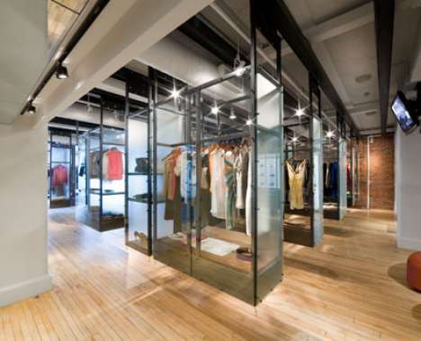 32 Riveting Retail Spaces