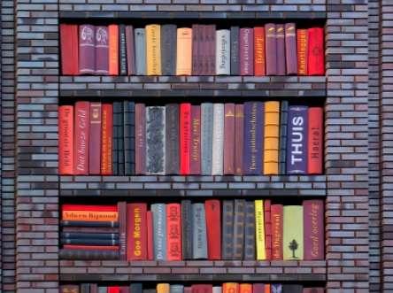 Bookish Buildings