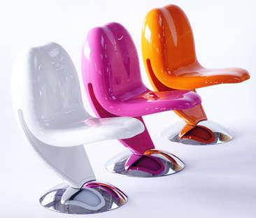 Ironic Pop Art Chairs