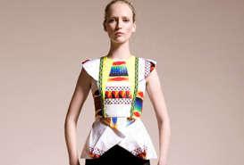 Tucked Tribal Fashion