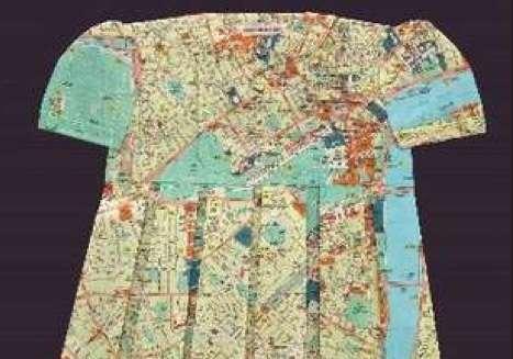Cartographic Clothing