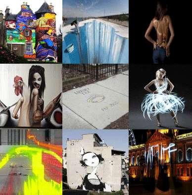 57 Crazy Graffiti Displays