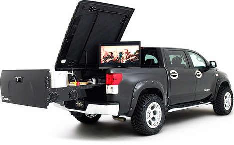 BBQ Pickup Trucks