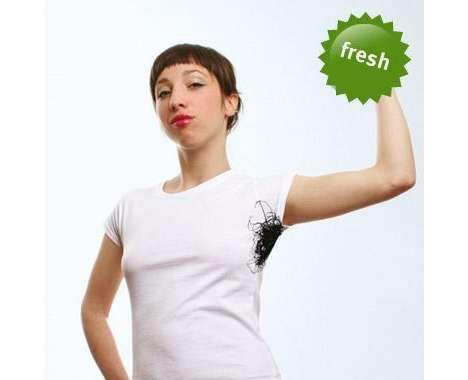 Armpit Hair Shirt Nata Rlich Nerz T Shirt