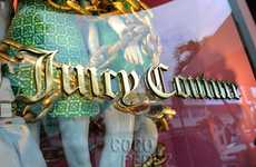 High Fashion Airport Boutiques - Juicy Couture to Set Up Shop in Airports
