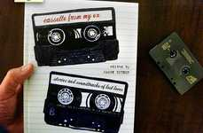 Mixtape Romances - 'Cassette from My Ex' Melds Music With Relationships