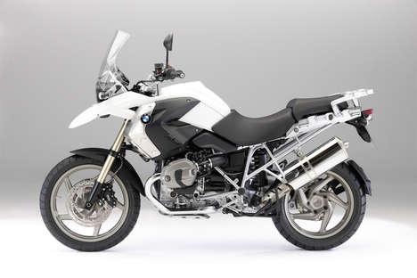 Radical Motorcycle Remodels