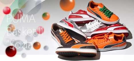 Soda-Inspired Sneakers