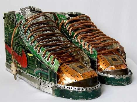 Circuit Board Sneakers