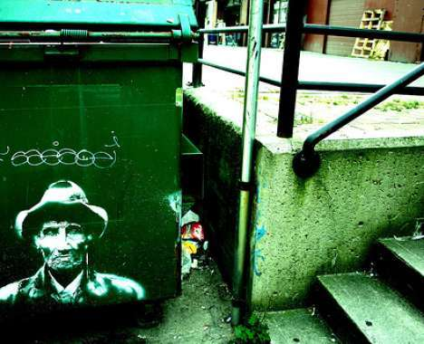 16 Dumpster and Junkyard Finds