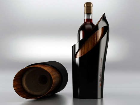 Wood-Enveloped Wine