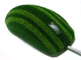 Lawn-Loving Computer Mice