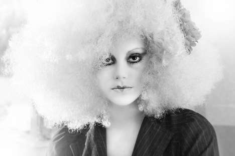 Ghostly Fro Pics