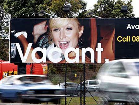 Celebrity Mockvertisements
