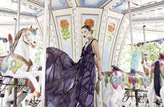 Carnivalesque Fashion Shoots