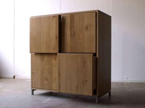 Crazed Conceptual Furniture