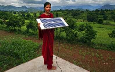 Barefoot Solar Engineers