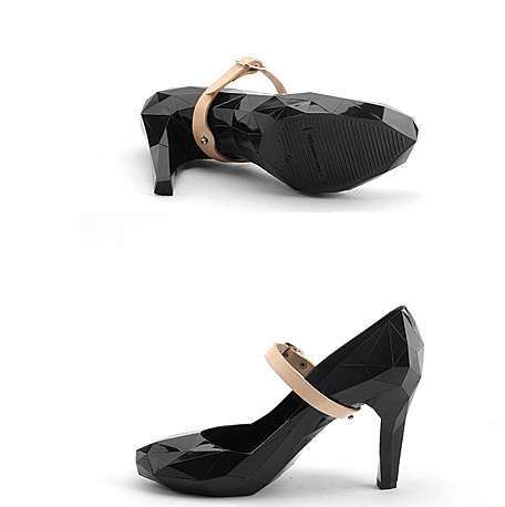 Low Resolution Heels