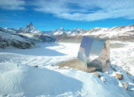Mountain Top Eco Huts