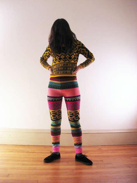 Color Medley Knitwear