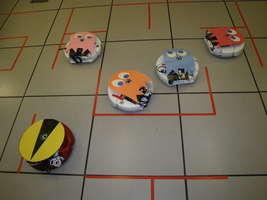 Vacbot Arcade Games