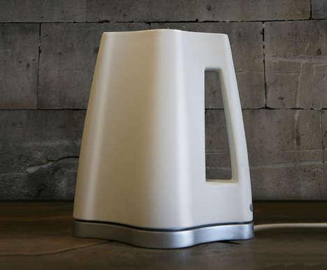 Futuristic Pot Designs