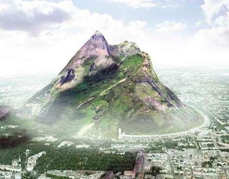 Gigantic Man-Made Mountains