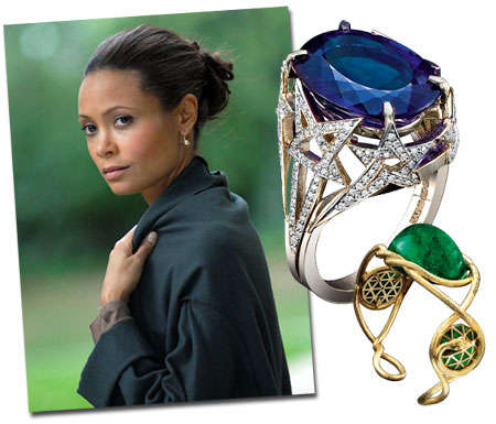 Celebrity Jewelry Campaigns