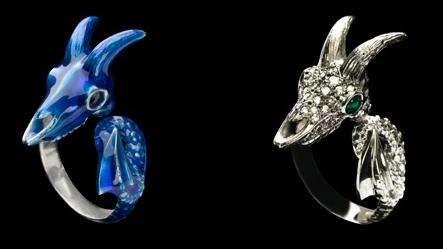 Astrology Idol Rings