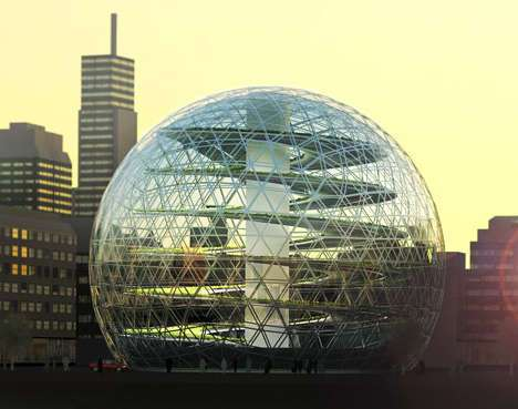 16 Glamorous Greenhouses