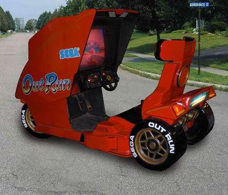 Street-Legal Gamer Autos