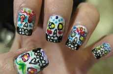 Unique Manicure Blogs - The Daily Nail Gets Creative With Your Hands