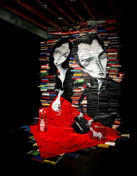 Bookworm Portraiture