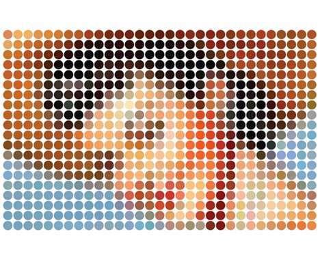22 Pixelated Art Pieces