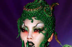 Medusa Monster Fashion