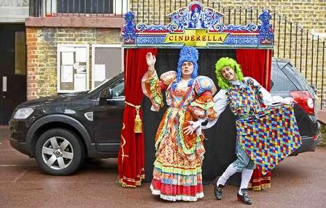 In-Car Pantomimes