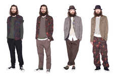 Grungy Hipster Menswear - The Coming Soon 2010 Spring/summer Collection is Something to Look Forward