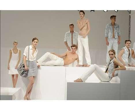 25 Calvin Klein Features