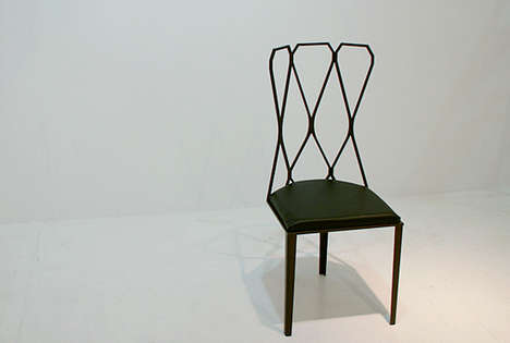 Jung Hwajin Presents the Structure Chair