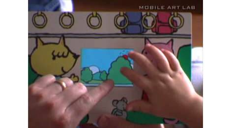 Touchscreens for Toddlers