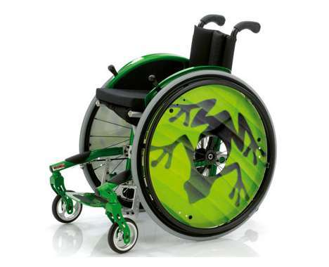 30 Unruly Wheelchairs