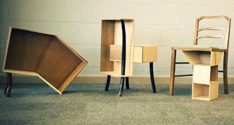 Prefab Furniture Hacks