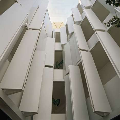 Accordian Architecture