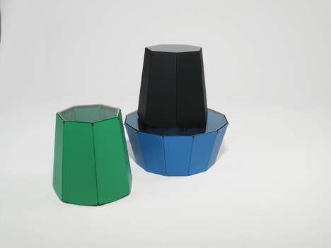 Matryoshka-Inspired Furniture