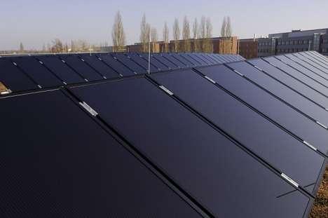 Super Skinny Solar Panels