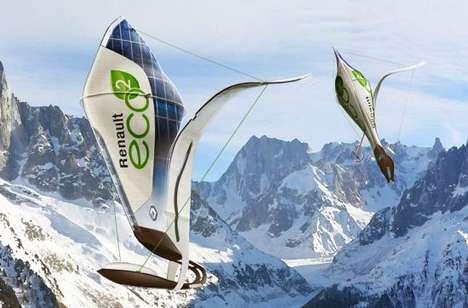 Flying Sailboats