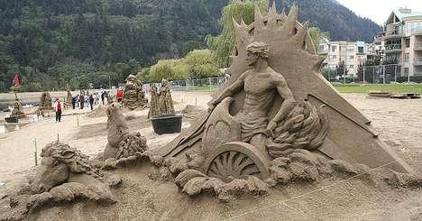 Beachside Sand Chariots