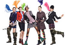 Style Posse Photography - Teen Vogue Fashion Cliques, from the Punky Bunch to the Tomboys