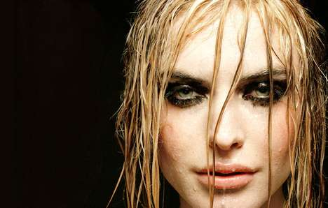 Melting Makeup Portraits